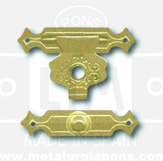 Cierres Para Estuches Metalurgia Pons Lim Fabricante De Bisagras Desde 1925